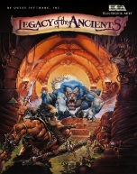 Legacy of the Ancients (1987) - Electronic Arts